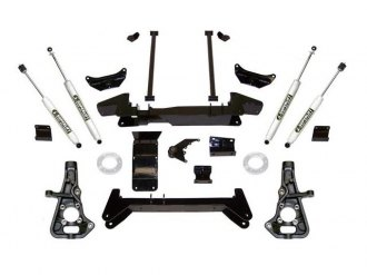 Superlift® - Lift Kit-Suspension w/Shock