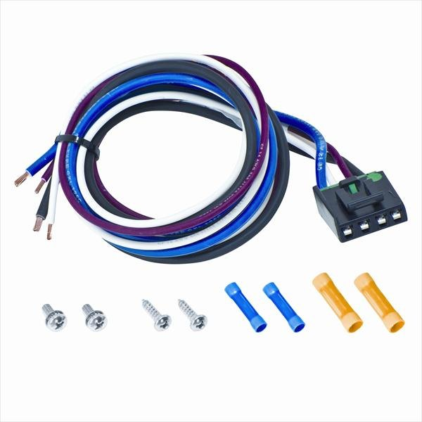 Trailer Wiring Harness on Tekonsha   7894   Universal Trailer Brake Control Wire Harness