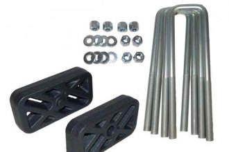 Truxxx® - Suspension Block and U-Bolt Kit