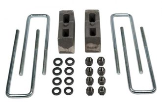 Tuff Country® - Suspension Block and U-Bolt Kit