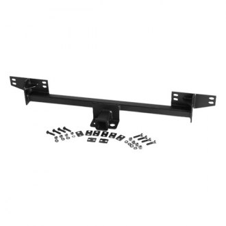 Warrior® - Trailer Hitch with Receiver Opening