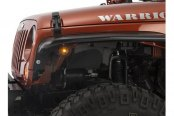 Image may not reflect your exact vehicle! Warrior® - Side Marker Light Assembly