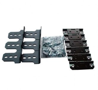 Warrior® - Roof Rack Mounting Kit 6 Buckets
