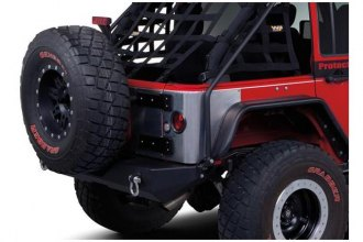 Warrior® - Tailgate Cover