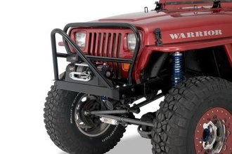 Warrior® - Winch Mount Kit