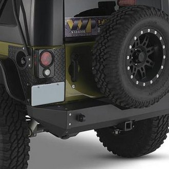 Warrior™ - Rear Bumper