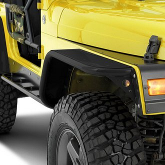 Warrior® - Tube Fender Flares