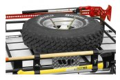 Warrior® - Spare Tire Carrier