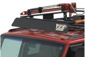 Warrior® - Outback Roof Rack Wind Deflector