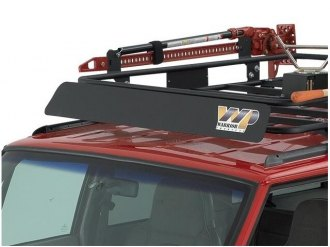 Warrior® - Roof Rack Wind Deflector