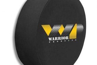 Warrior® - Spare Tire Cover with Warrior Logo