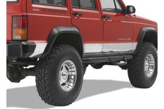 Warrior® - Rocker Panel Moldings
