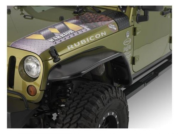 warrior s7314 jeep wrangler 2007 2008 fender flare. Cars Review. Best American Auto & Cars Review