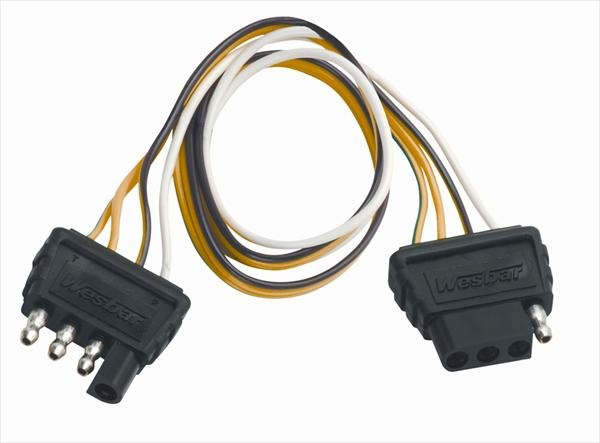 Trailer Wiring Harness on Wesbar   107797   Universal Trailer Wire Harness