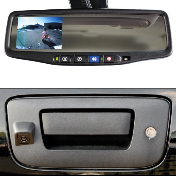Rear View Camera System >> Brandmotion Backup Camera