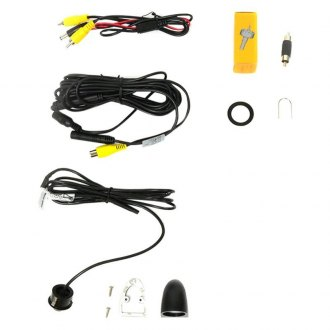 Brandmotion® - Flush Mount Rear View Camera