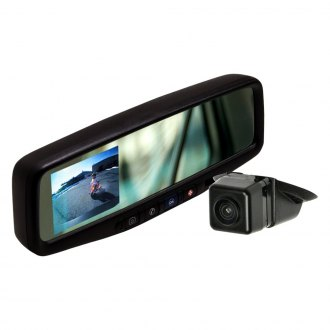 Brandmotion® - Complete Rear View Mirror Vision System