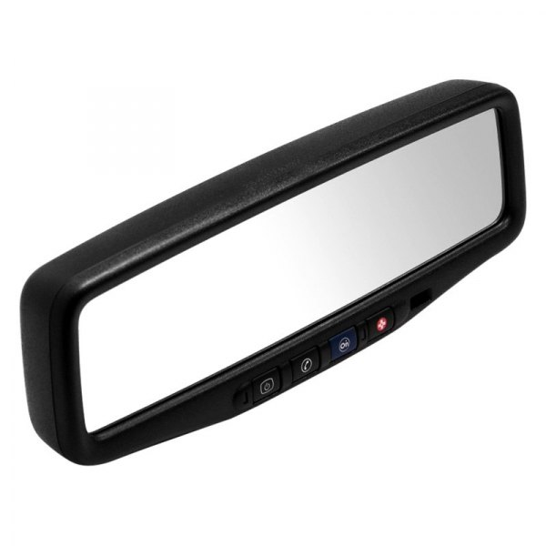 "Brandmotion® - OnStar Rear View Auto Dimming Mirror with Built-in 3.5"" Monitor"