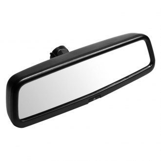 "Brandmotion® - Slimline Twist Off Mount Factory Style Rear View Auto Dimming Mirror with Built-in 3.5"" Monitor"