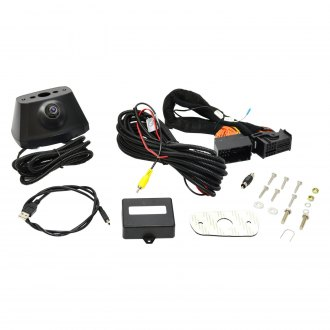 Brandmotion® - ProMaster Rear View Camera and Interface for Factory Display Radio