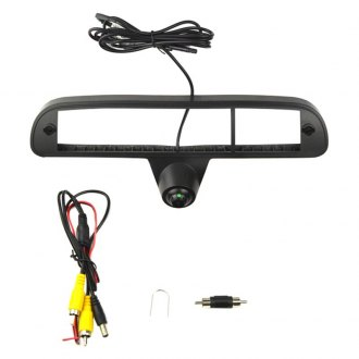 Brandmotion® - 3rd Brake Light Mount Rear View Camera