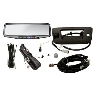 Brandmotion® - Rear View Mirror with Back Up Camera