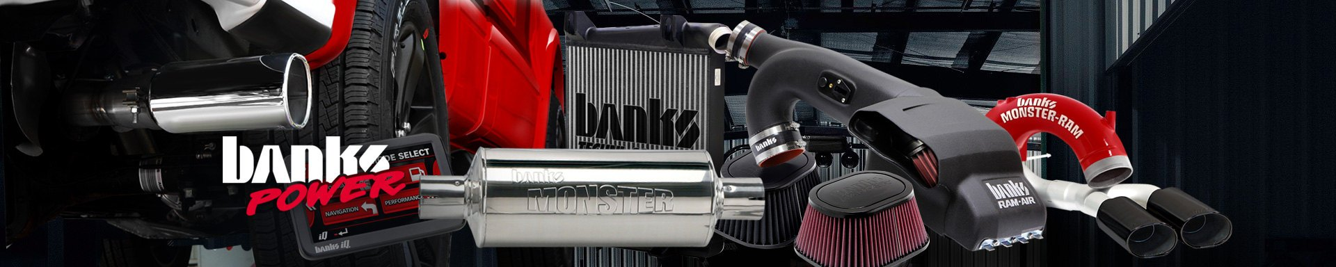 Banks Performance Turbo & Superchargers