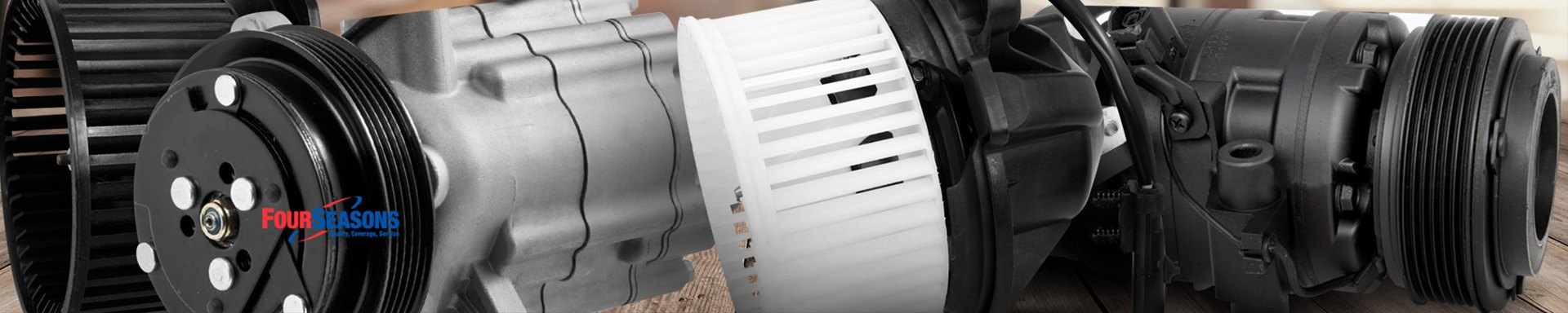 Four Seasons A/C and Heating Parts