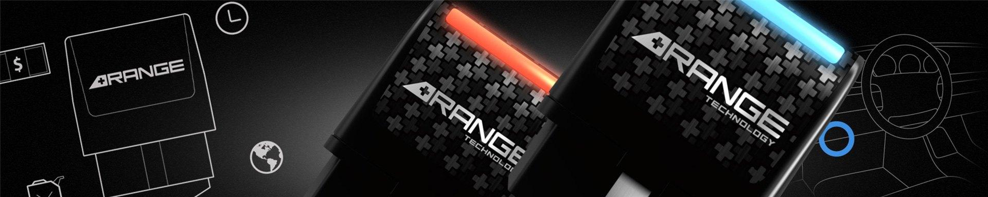 Range Technology RA002 Range Technology V4 PLUS Fuel Economy Device