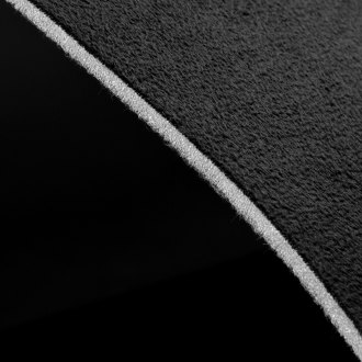 Braum® - Black Suede Seat Upholstery Material