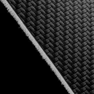 Braum® - Carbon Fiber PU Seat Upholstery Material