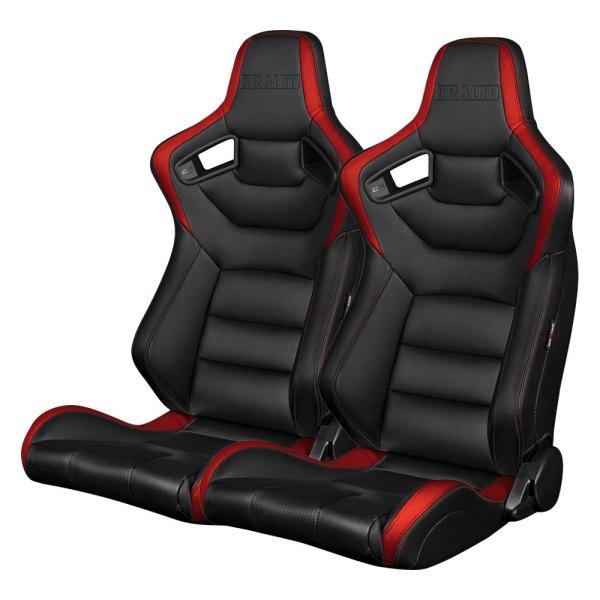 Elite Semi Truck Seats BraumR BRR1 BKRD