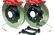 Brembo� - GT Series Cross Drilled Brake Kit