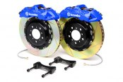 Brembo® - GT Series Slotted Blue Brake Kit