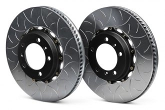 Brembo® - GT Series Slotted Brake Disc Upgrade