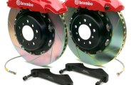 BREMBO� - GT Series Slotted Brake Kit