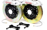 Brembo® - GT Series Slotted Custom Painted Brake Kit