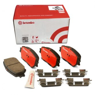 Brembo® - Ceramic Brake Pad Set