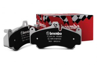Brembo Sport HP2000 Front Brake Pads for Mitsubishi Evo 5 6 7 9 Models 8