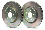 Brembo® - Sport Slotted 1-Piece Front Brake Rotors