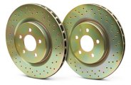 BREMBO� - Sport Drilled Front Rotors