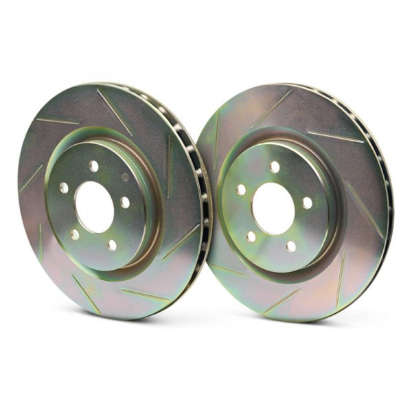Brembo® - Sport Slotted Front Rotors
