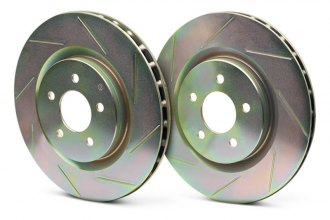 Brembo® - Sport Slotted Rotors