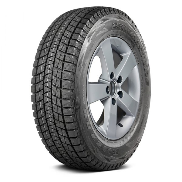 BRIDGESTONE® - BLIZZAK DM-V1 Tire Protector Close-Up