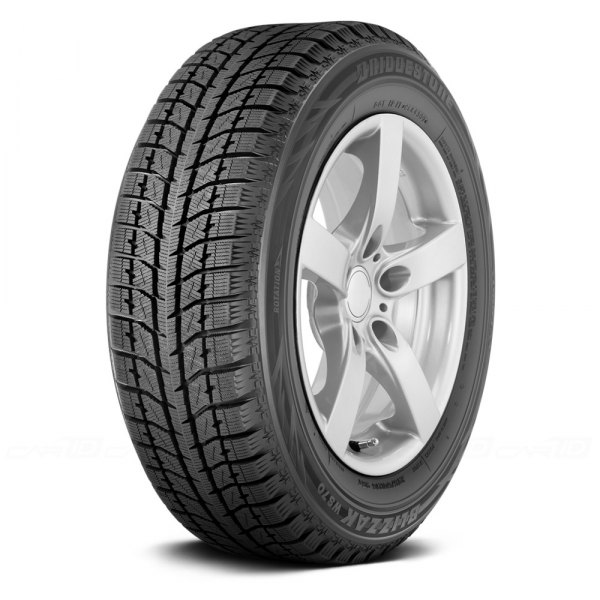 BRIDGESTONE® - BLIZZAK WS70 Tire Protector Close-Up