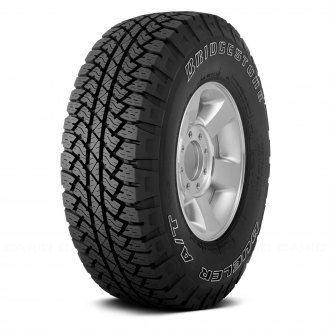 BRIDGESTONE® - DUELER A/T RH-S WITH OUTLINED WHITE LETTERING