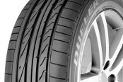 BRIDGESTONE® - DUELER H/P SPORT RFT Tire Protector Close-Up