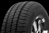 BRIDGESTONE® - Dueler H/T 684 Tire Protector Close-Up