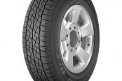 BRIDGESTONE® - DUELER H/T 687 Tire Protector Close-Up