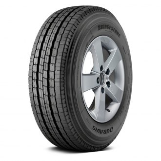 BRIDGESTONE® - Duravis M895 Tire Protector Close-Up